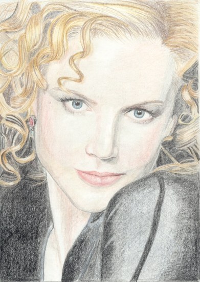 Nicole Kidman por olgi